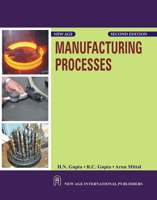 Manufacturing Process Book 1 PDF | MECHANICAL - FREE PDF