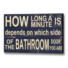 Image Result For Funny Poster For Bathroom Door Bathroom Signs