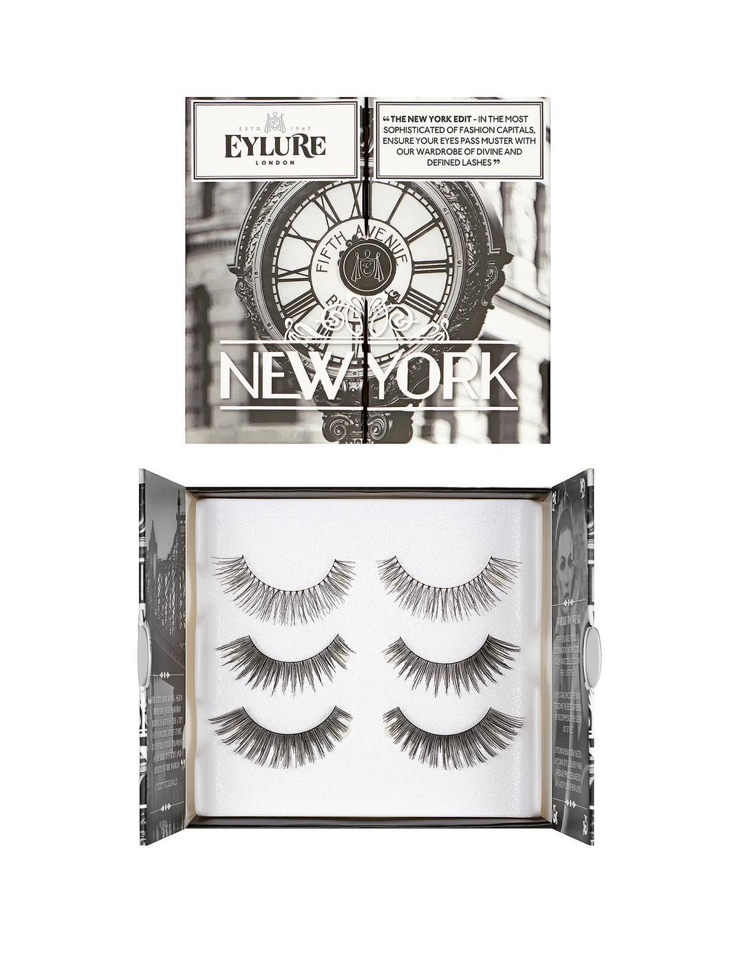Eylure Lash Edit - New York Set