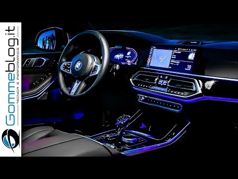 Bmw X5 2019 Interior The Best Ambient Lighting Or Not Youtube Bmw X5 Bmw Ambient Lighting
