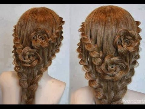 Latest Hairstyle for Girls | Latest Fashion and Make Up | Pinterest ...