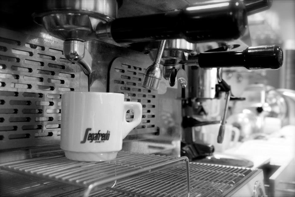Fresh Coffee to start your morning at Panino mi gusta