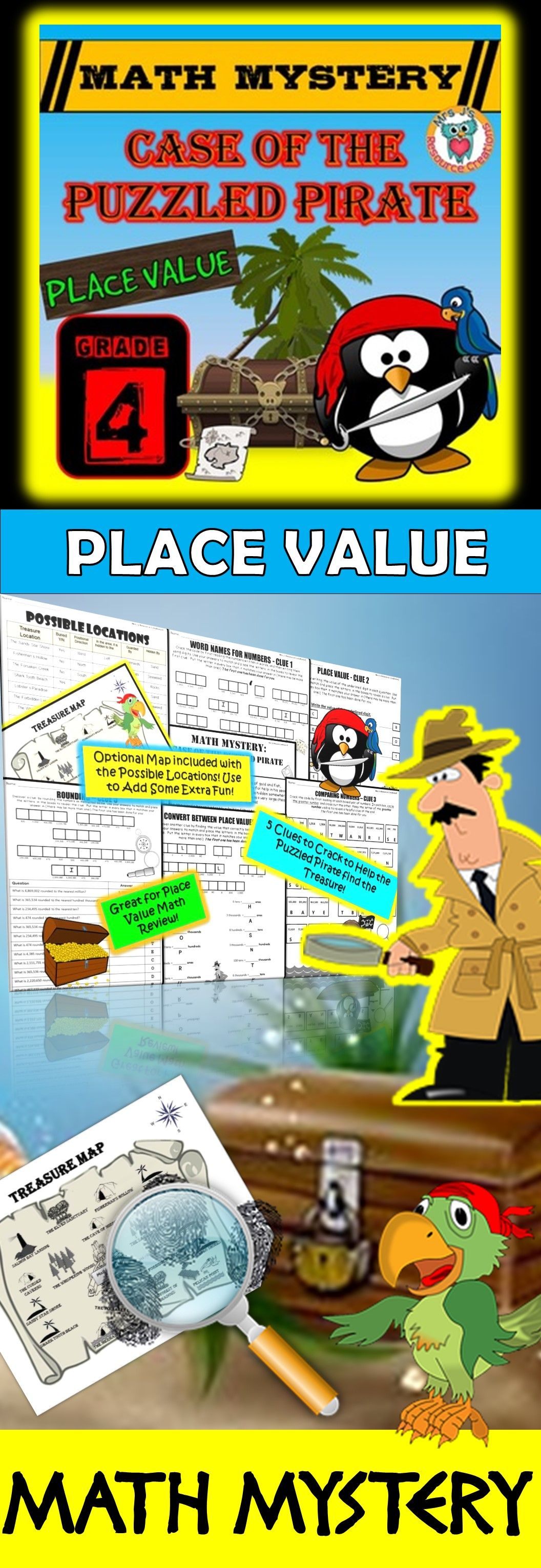 4th Grade Place Value Review