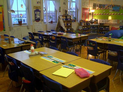 Innovative Classroom Arrangements ~ The best classroom layout ideas on pinterest