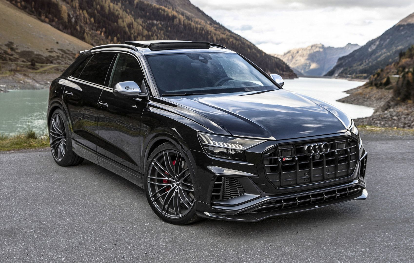 Abt Audi Sq8 Dialled Up To 510 Hp 380 Kw Black Audi Audi Luxury Car Brands