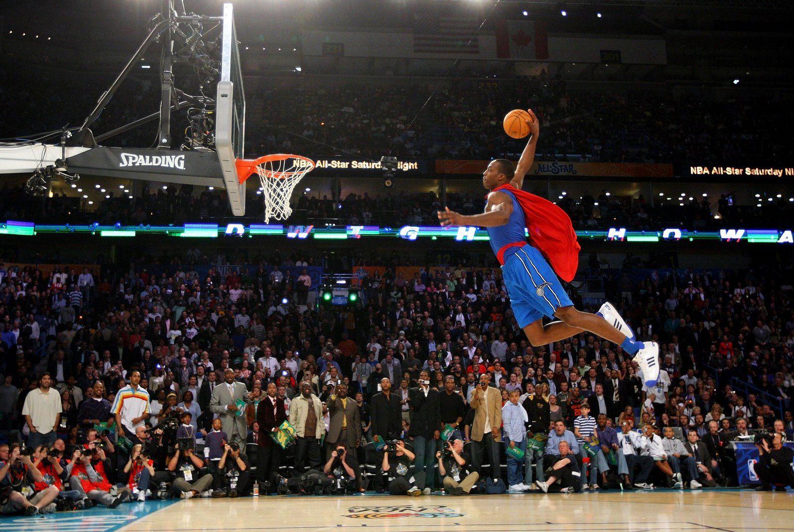 Resultado de imagem para dwight howard dunk contest