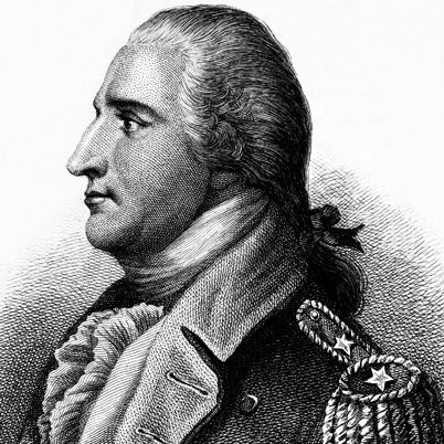 Benedict Arnold (b) 1/14/1741 (d) 6/14/1801. Revolutionary war traitor Benedict Arnold was a heroic general until his loyalist wife (and some money troubles) made him join the British.