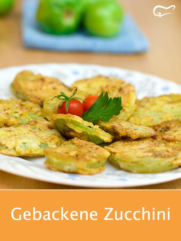 Zucchini rezepte als beilage