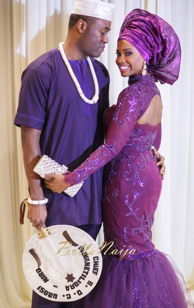 Weddings Presents Ezinne Uchenna S Spectacular Wedding African