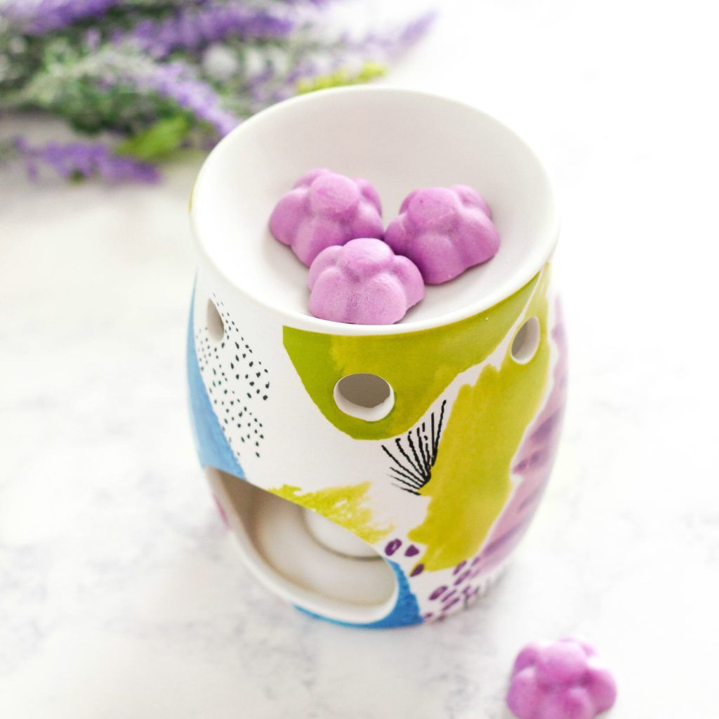 How to make scented wax melts recipe diy wax melts