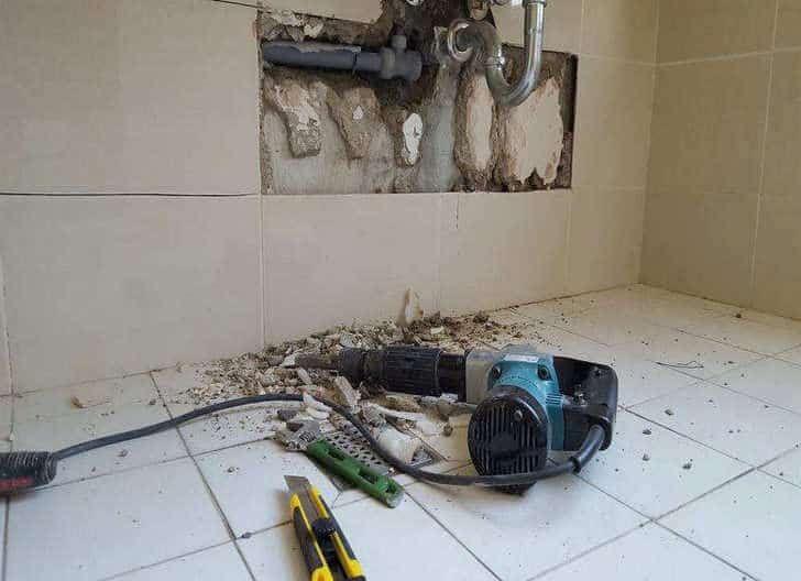 Bathroom sink smells like sewer often happens when ...