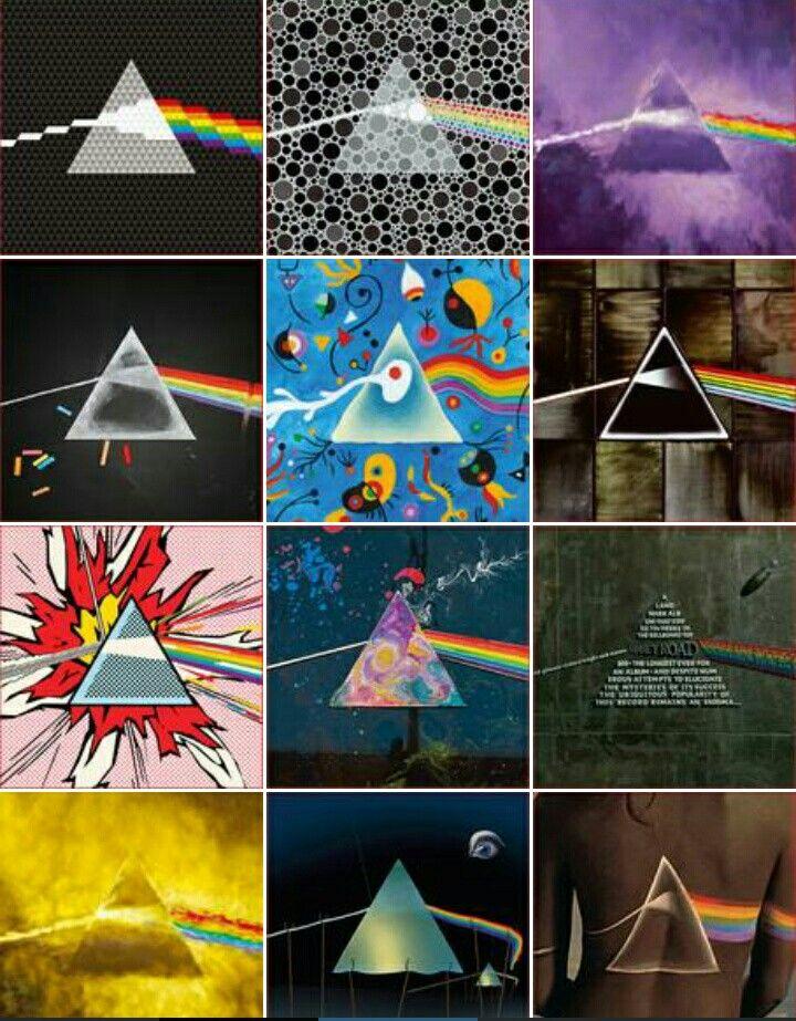 Pink Floyd Art #TheDarkSideOfTheMoon !