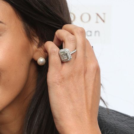 Celebrity Engagement Rings Why Kate Middleton And Fearne Cotton
