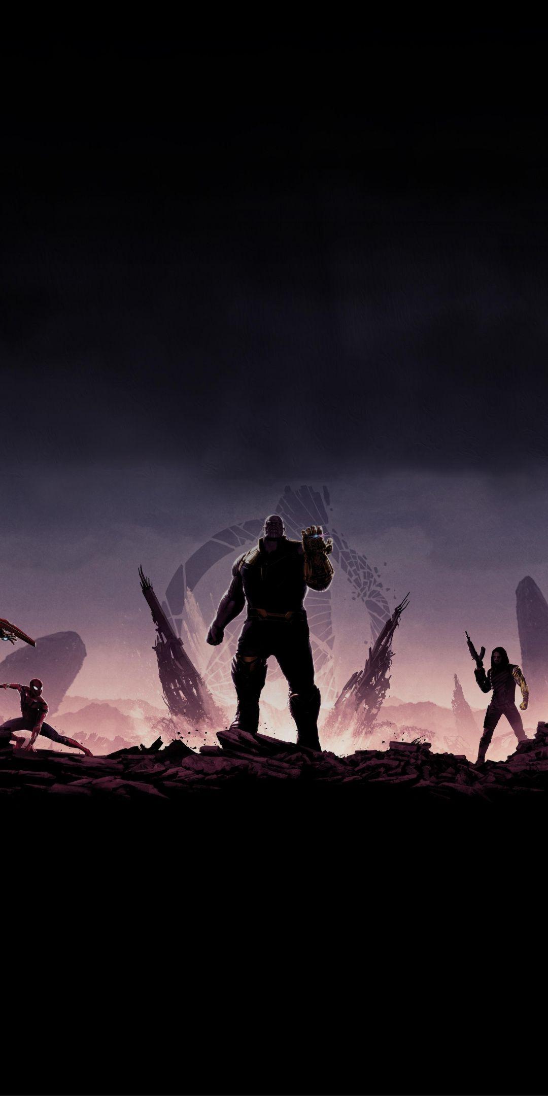 Unduh 8100 Koleksi Wallpaper 3d Thanos Gratis Terbaik
