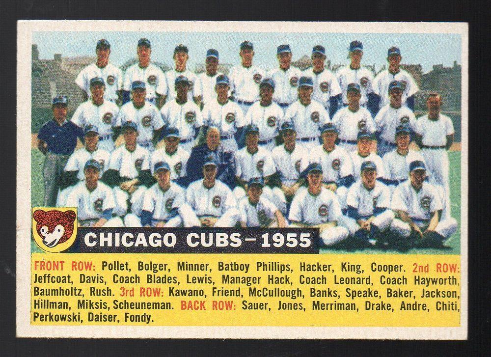 ernie banks baseball card for sale