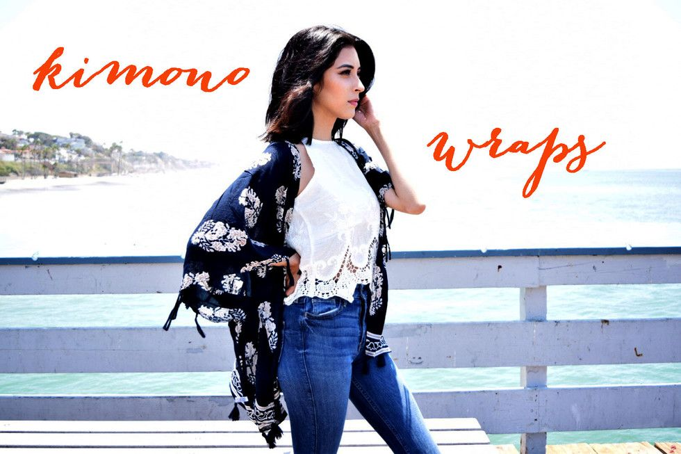 A charity based accessory line that gives back to various non-profits. – The Charity Wrap