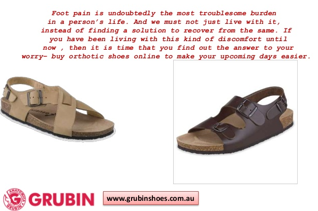 #Grubin has its line of #orthopaedic healthy #footwear for ... Orthopedic Shoes For Kids Australia