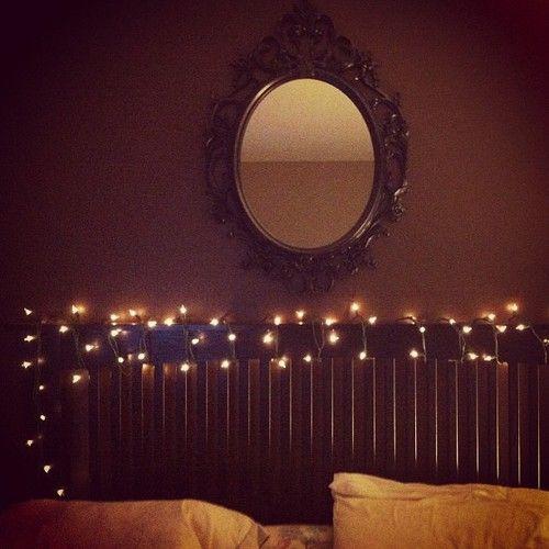 Decora tu habitaci n con luces luces de navidad para - Decorando con fotos ...