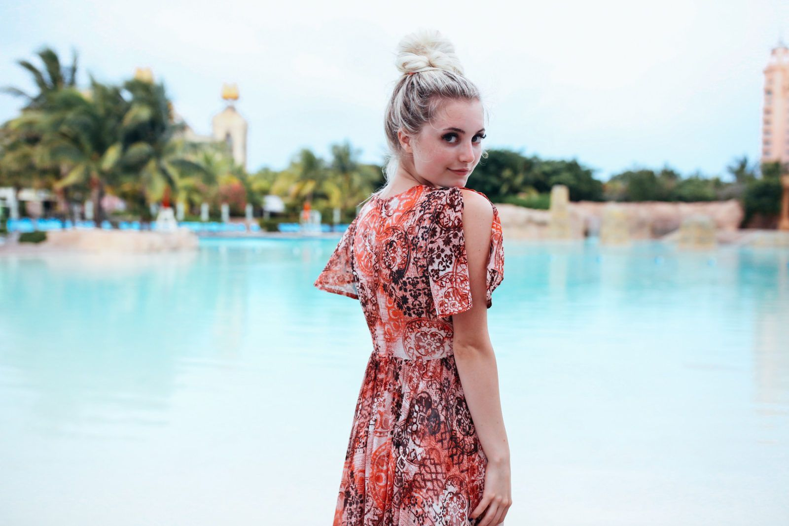 3 Printed Dress Outfit Ideas! | summer outfits women 20s beach maxi dresses