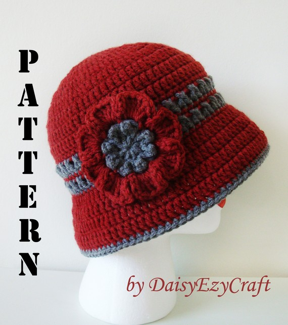 Symbol Crochet PATTERN & Colorful step by step images PDF ...