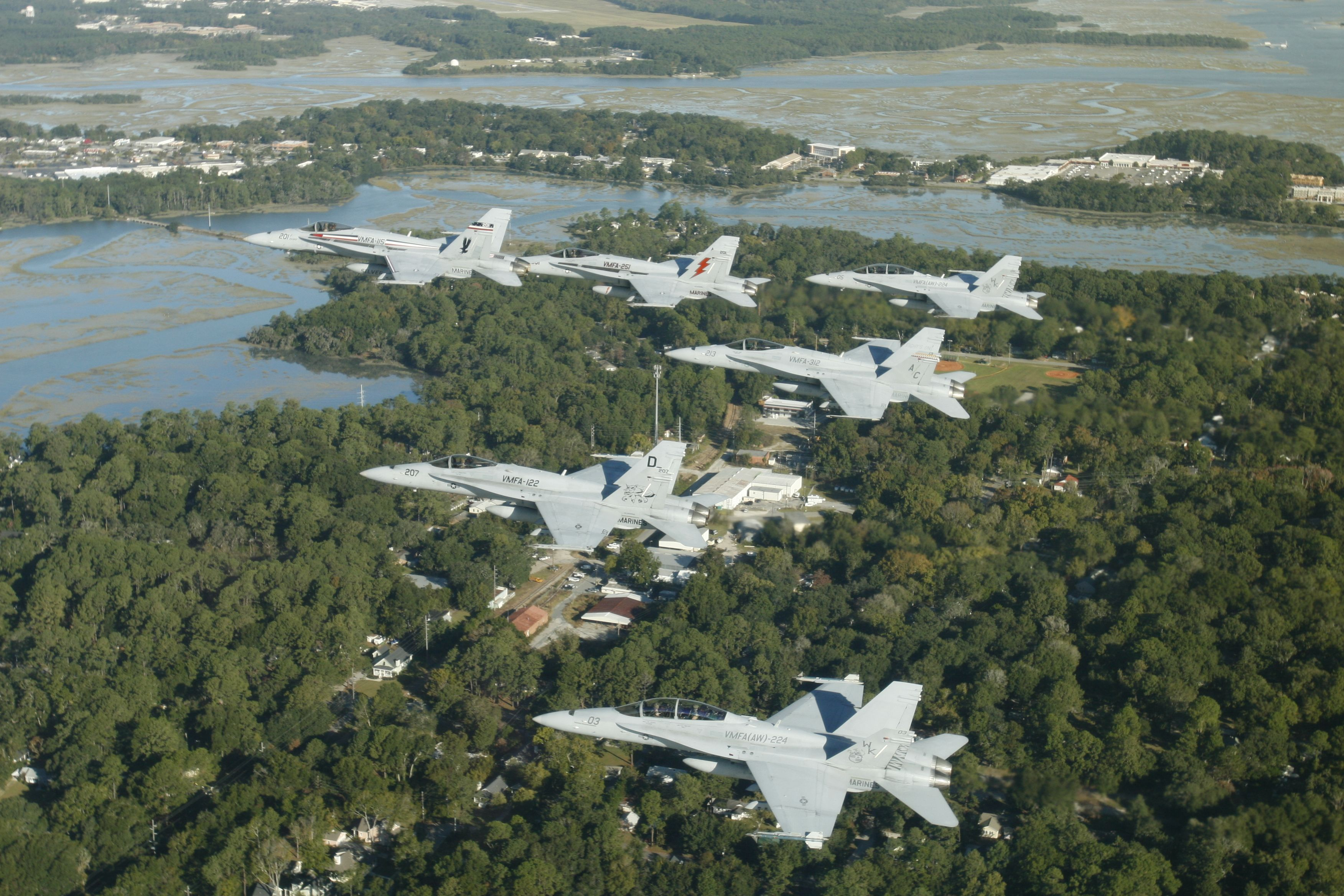 Mcas Beaufort Jets Fly Over Beaufort Sc That Noise You Hear Is The Sound Of Freedom Fighter Planes Marine Corps Jet Fly