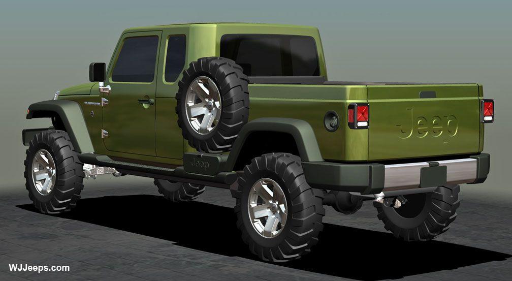 2013 Jeep Gladiator Jeep Gladiator Jeep Concept Jeep
