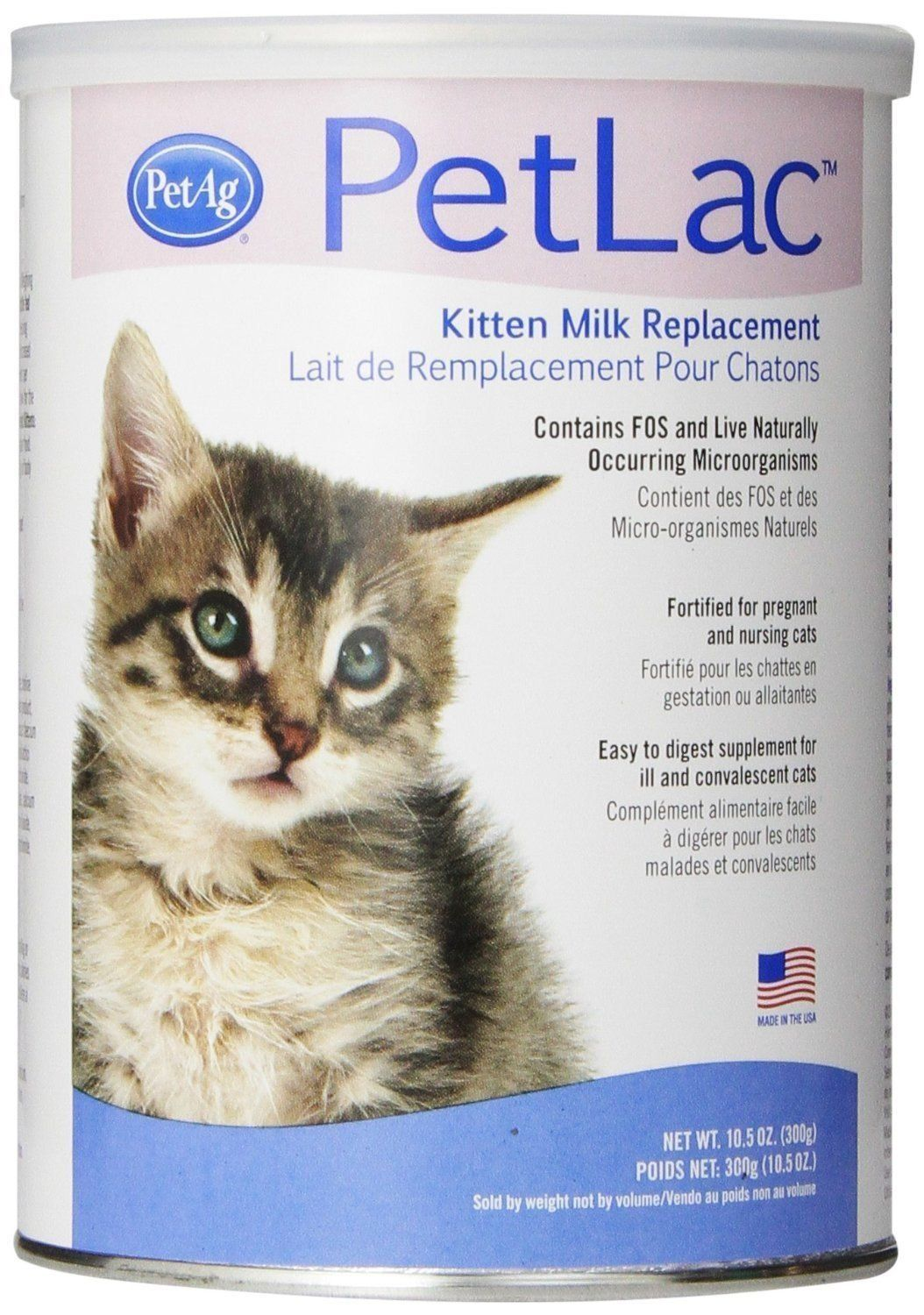 Milk Powder For Kittens Petlac 10 5 Ounce New Free Shipping