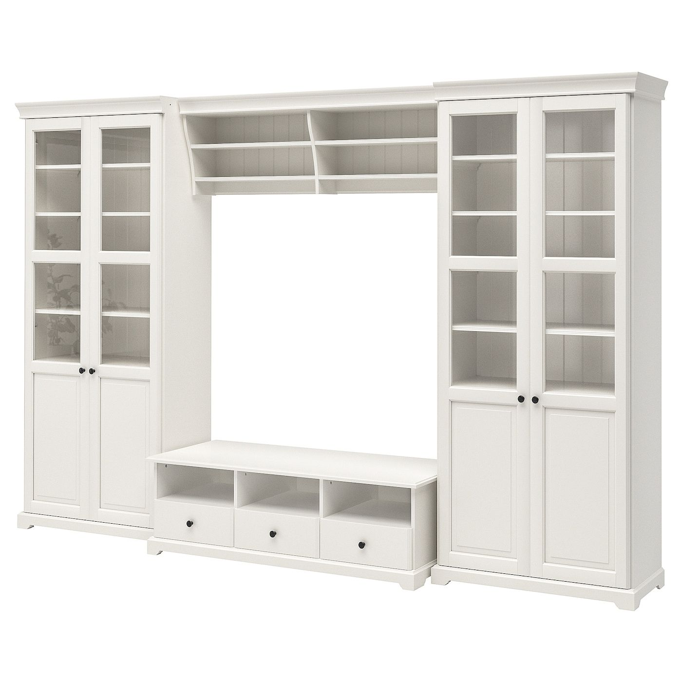 Meubles Cases Ikea Liatorp Tv Storage Combination White In 2019 Furniture Tv