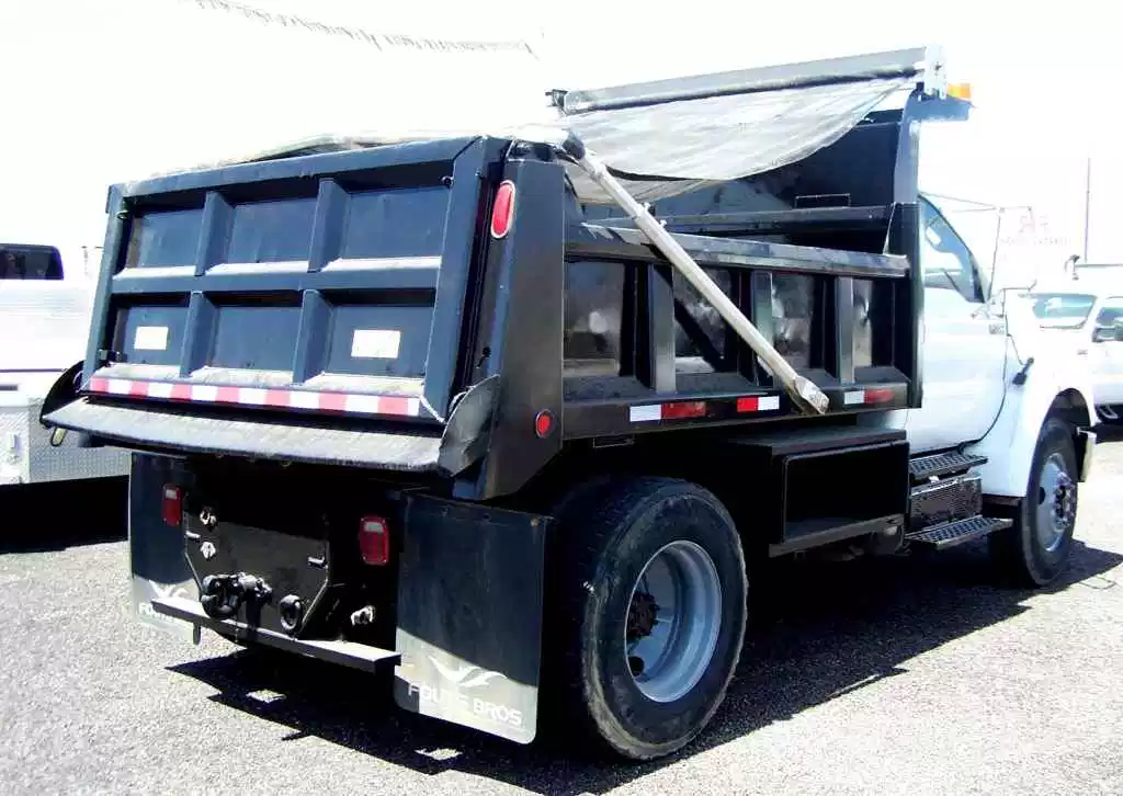 Pin on 2011 FORD F750 DUMP TRUCK FOR SALE IN PHOENIX