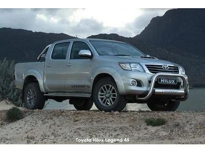 The Legend Returns Toyota Hilux Legend 45 Click Image For Full