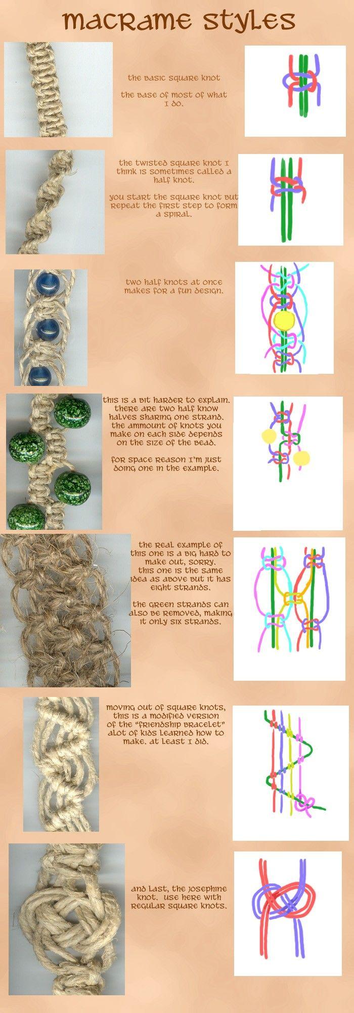 手链编织教来自enrhedando的图片分享堆糖网 Manualidades