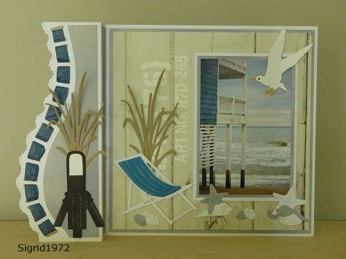 Papier: Marianne Design Watercolour PK9127, Eline`s Buitenhuis PB7043 Plaatje: Syta van Gelderen Stans: Marianne Design LR0423, LR0409, CR1279,CR1370, CR1363