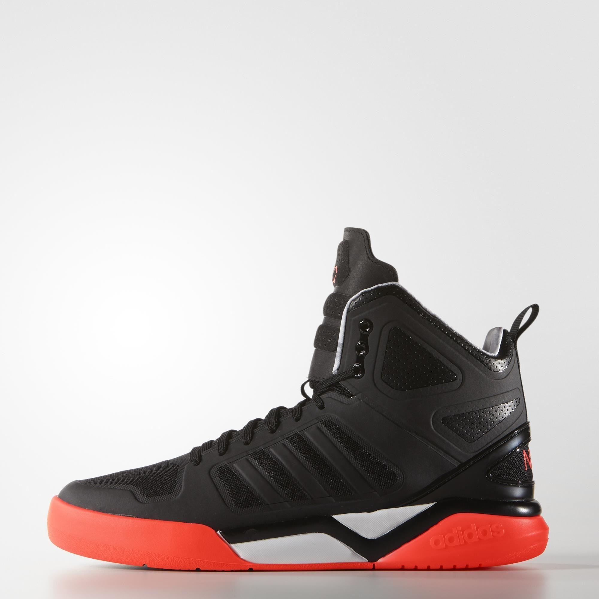 adidas BB95 Mid TM Shoes Black adidas UK