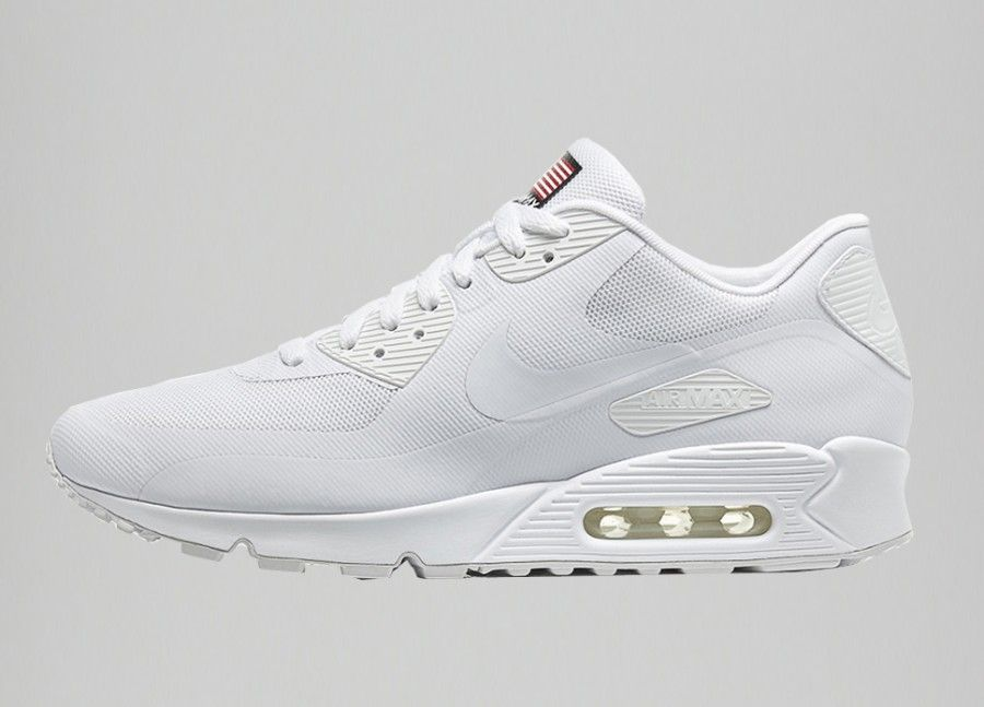 premium selection e4ecc 51da8 ... coupon for nike air max 90 hyperfuse qs independence day white 72fe4  a5ce8