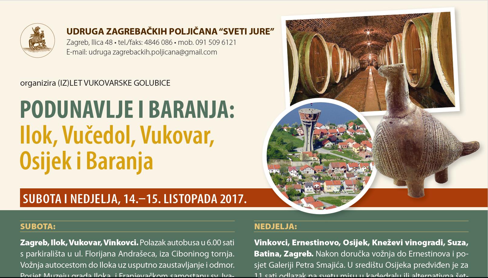 Udruga Zagrebackih Poljicana Poziva Na Izlet