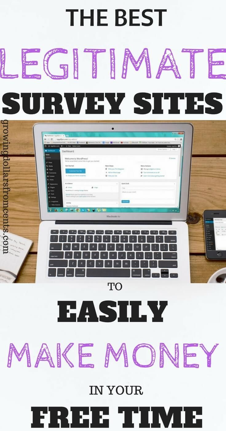 Find Amazing Surveys That Pay Cash And Gift Cards [Extra Income Idea ...