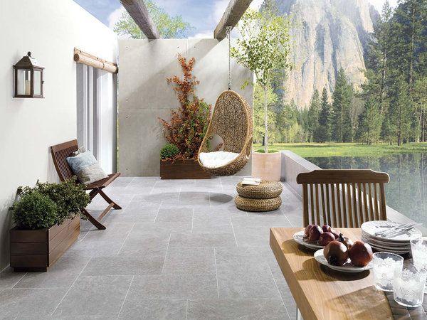 Los suelos m s in para terrazas y jardines gardening - Suelo antideslizante exterior ...