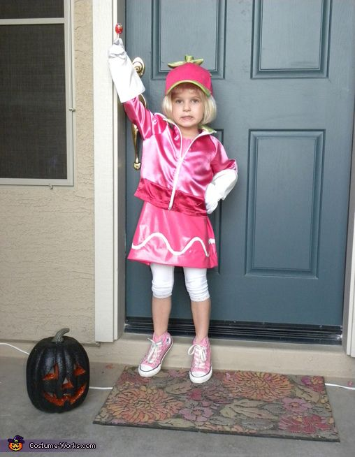 taffyta muttonfudge from wreckit ralph halloween costume contest via