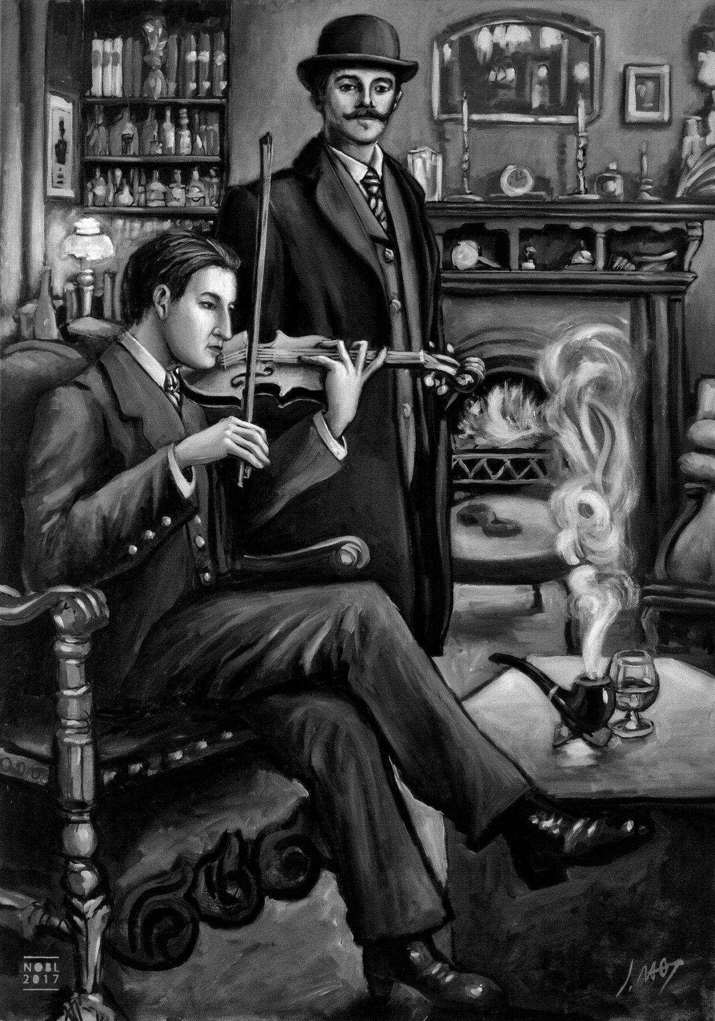 Bs To Sherlock Holmes