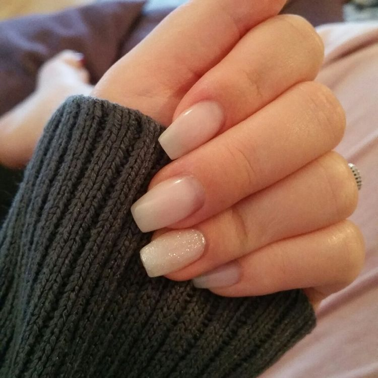 Are You Looking For Short Acrylic Nails With Almond Coffin Square