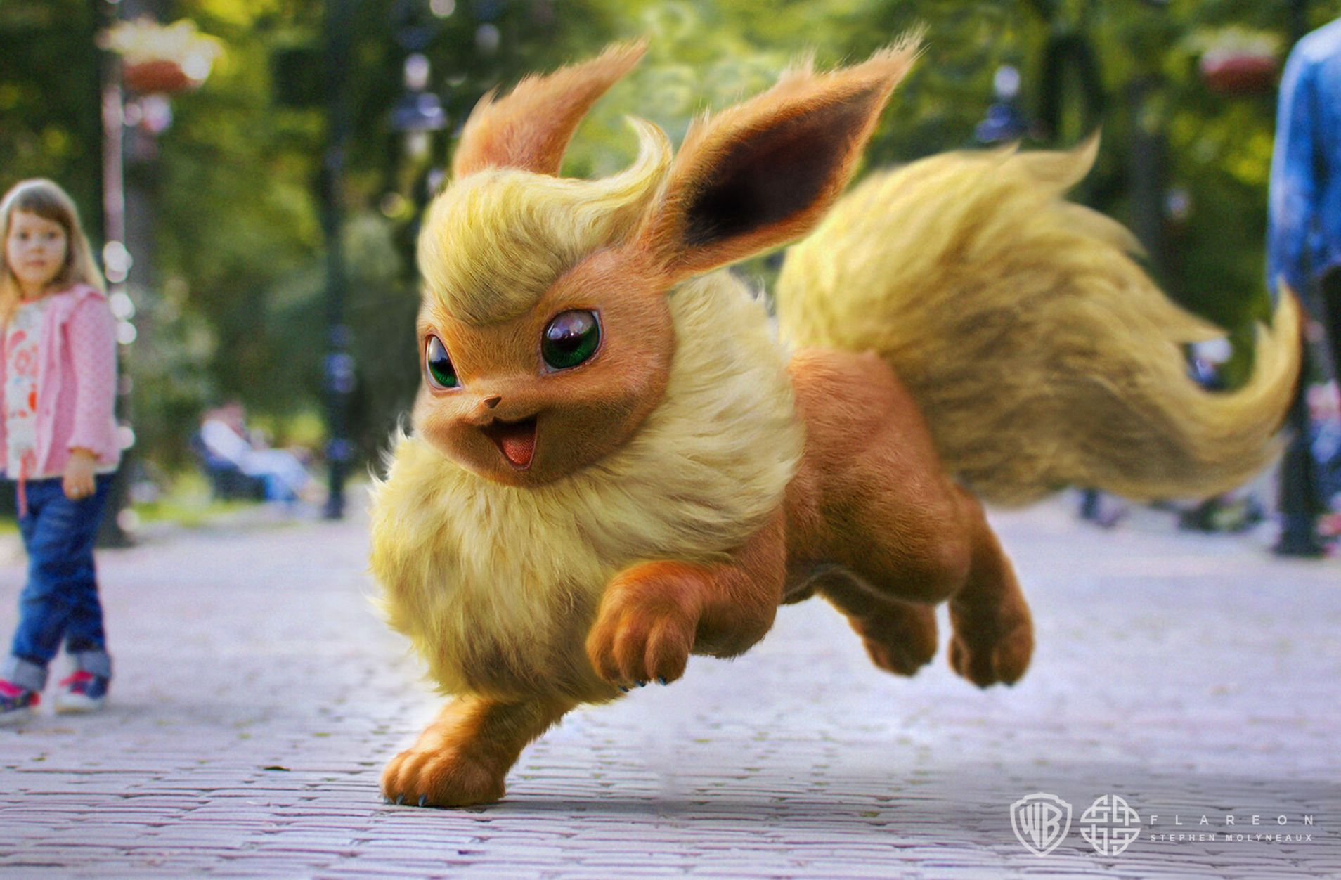 Detective Pikachu S Pokemon Designs Are Disgustingly Cute