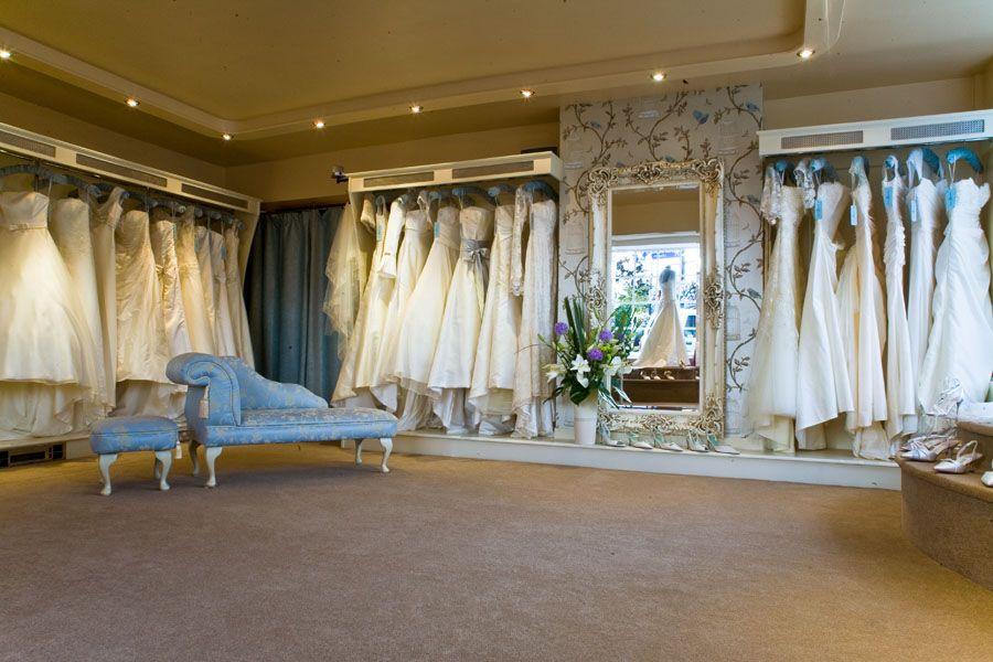 bridal shop interior decor theater Pinterest Interiors and