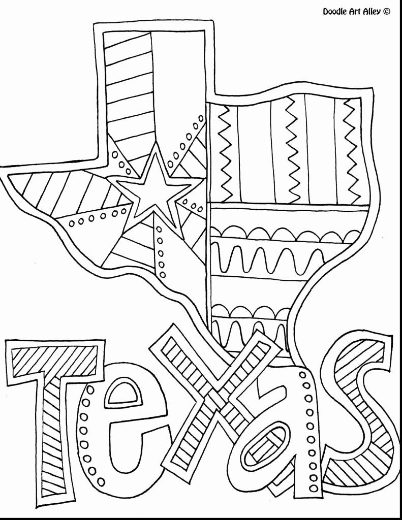 Texas State Flag Coloring Page Elegant Texas Flag Coloring Page Diywordpress In 2020 Coloring Pages Free Coloring Pages Coloring Books