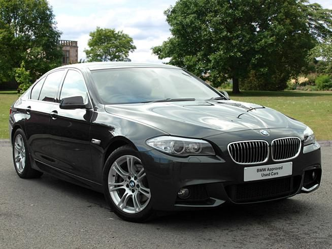 BMW UK Approved. 5 Series Saloon S. (มีรูปภาพ)