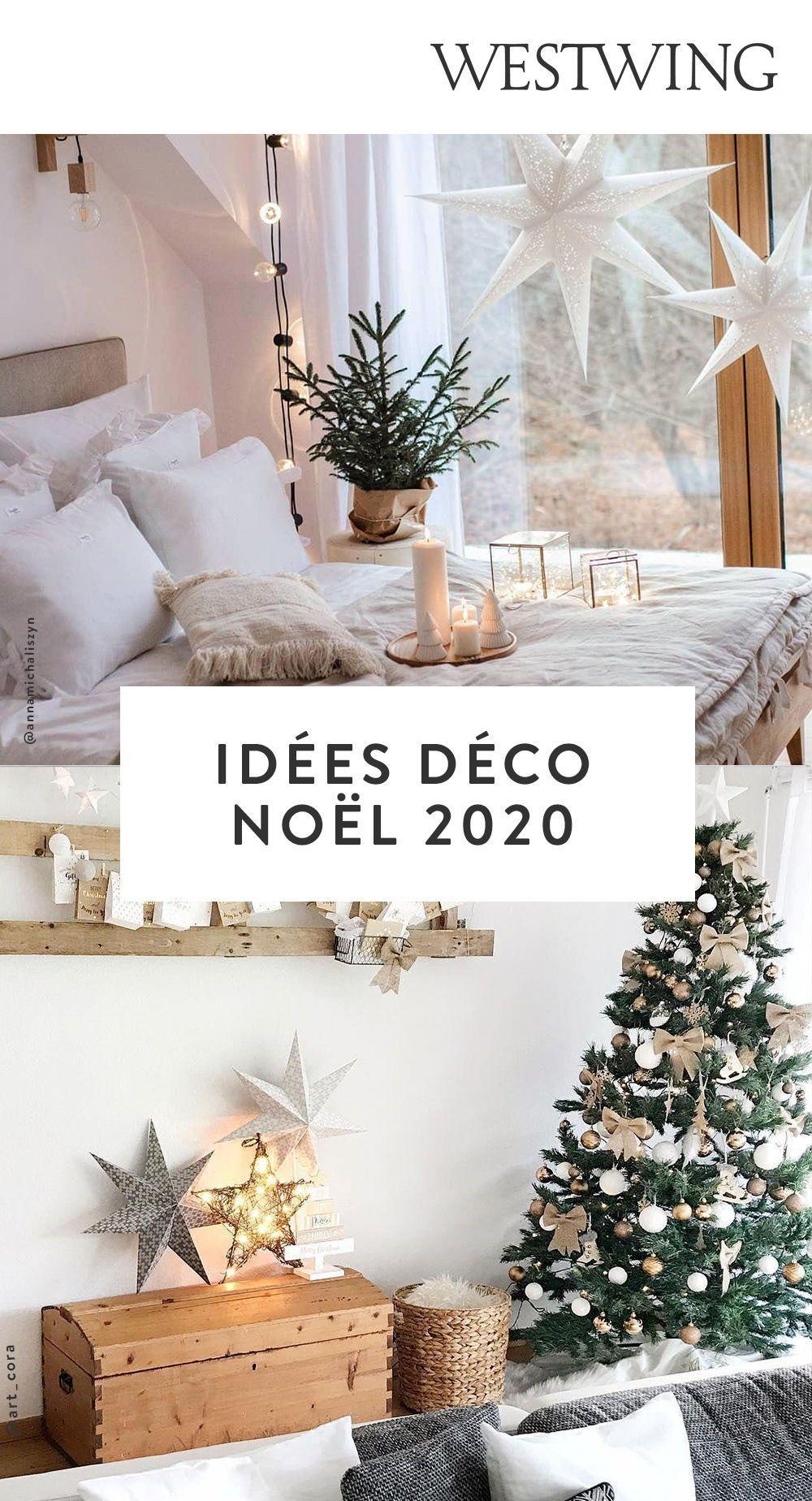 Déco de Noël pour tous les budgets   Decoration noel, Idée de ...