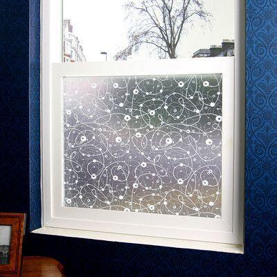 Odhams Press Atomic Retro Privacy Window Film Size: 48\