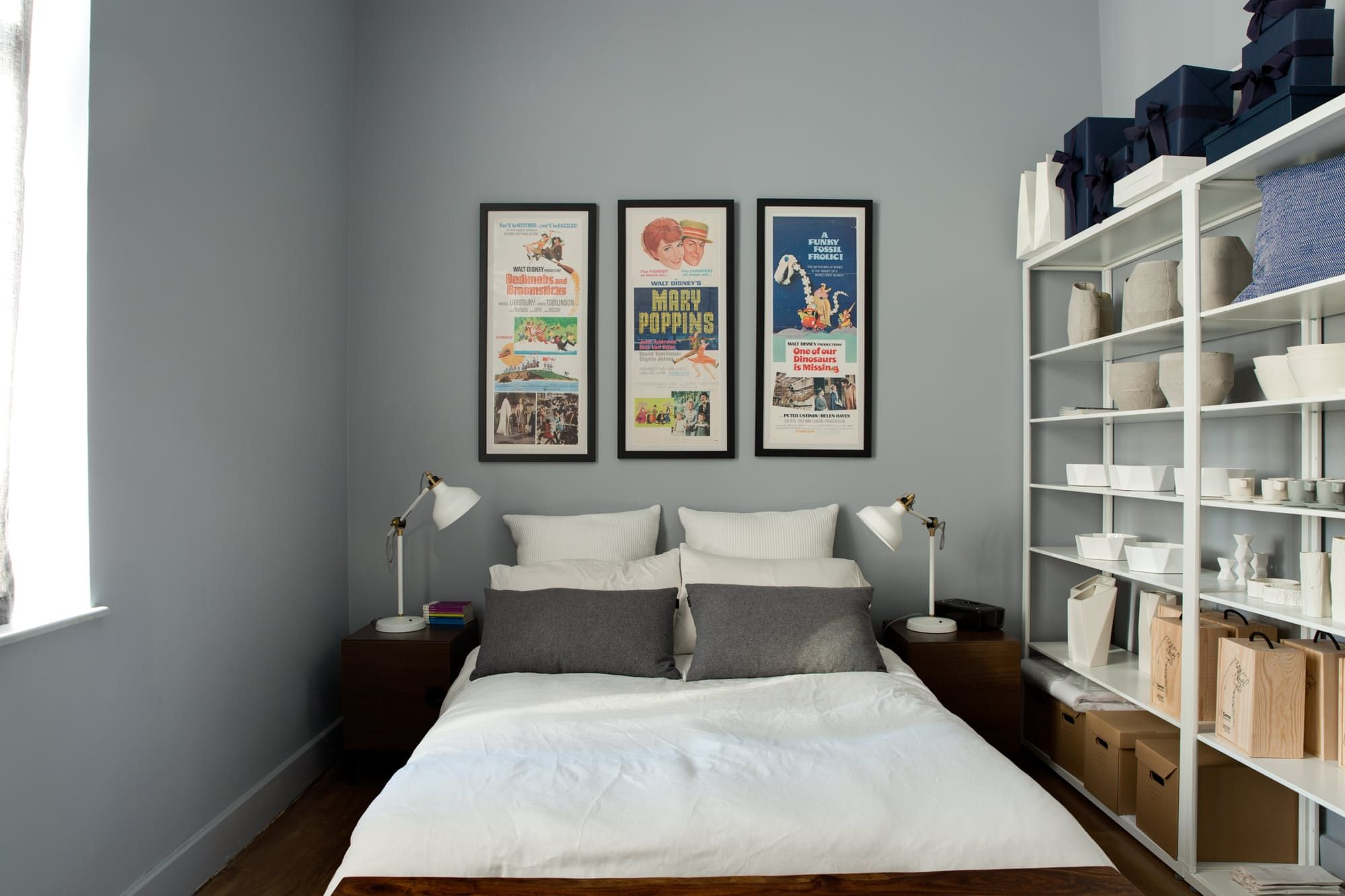 The Comfortable Luxe Brooklyn Pad Of Two Stylish Expats