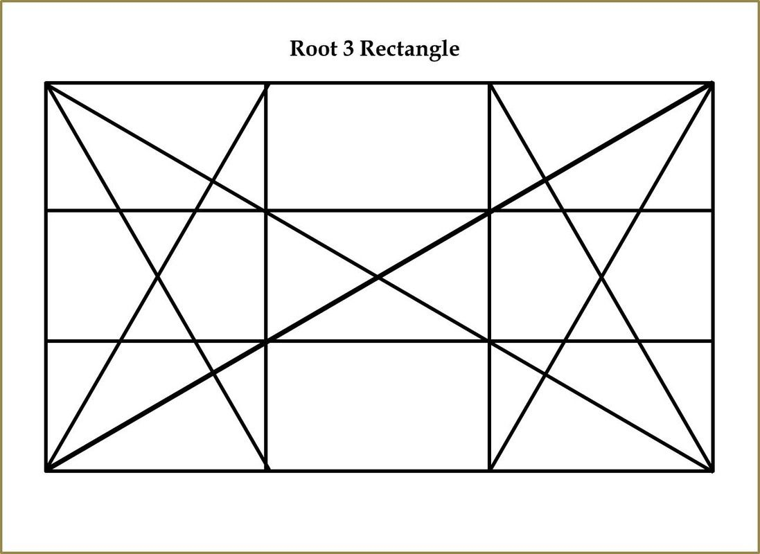 root 3 dynamic symmetry rectangle grids art pinterest composition golden ratio and ap. Black Bedroom Furniture Sets. Home Design Ideas