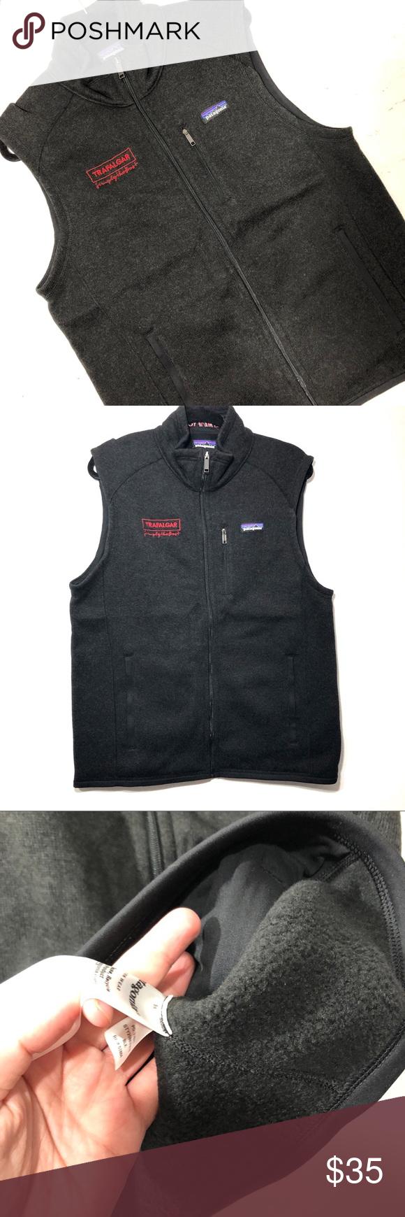 Branded Patagonia vest Patagonia vest, Grey patagonia