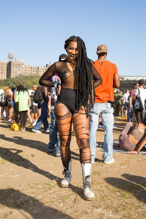 82 Flawless Outfits From Afropunk Festival Guaranteed to Give You Life